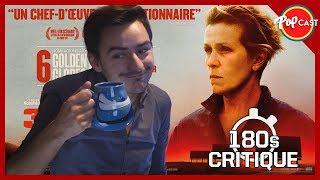 Three Billboards : Les Panneaux de la Vengeance - Critique 180s (+ CONCOURS GOODIES)