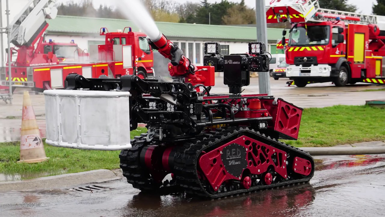 voice operated fire fighting robot This is a beginner's guide to making your first arduino robot smart phone controlled, wall follower and obstacle avoiding robot make your first arduino robot - the.