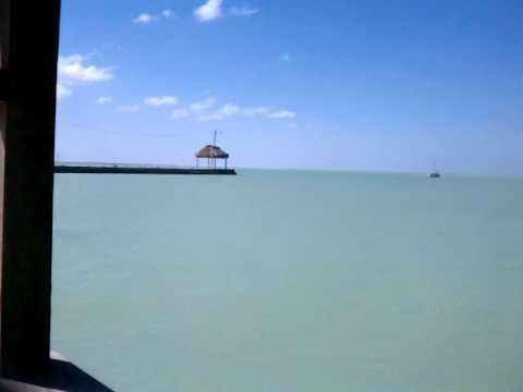 Sarteneja waterfront