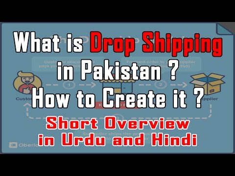 What is Drop Shipping ? | Drop Shipping in Pakistan