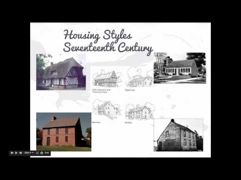 Housing Styles Tutorial