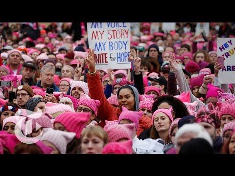 Women's March on Washington: Full Rally | The New York Times