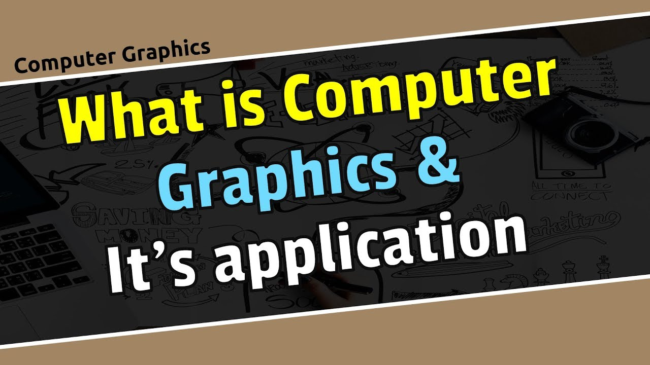 what is computer graphics and it's application in bangla \ computer  graphics Bangla tutorial
