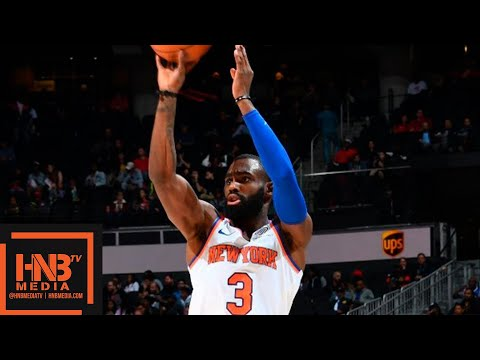 Atlanta Hawks vs New York Knicks Full Game Highlights | 11.07.2018, NBA Season