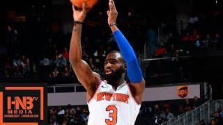 Atlanta Hawks vs New York Knicks Full Game Highlights   11.07.2018, NBA Season
