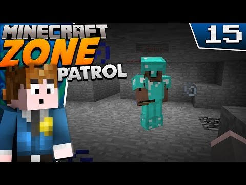 Minecraft: Zone Patrol - Episode 15 - TEAMING WITH A HACKER!? (Minecraft Trolling Hackers)