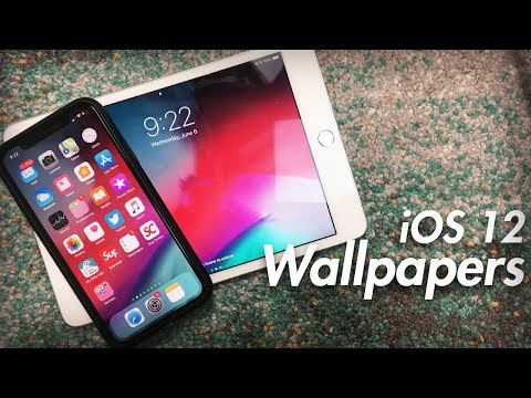 iOS 12 Wallpaper - How to Download Free