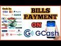 HOW TO PAY BILLS USING GCASH | PAY YOUR PLDT HOME FIBER USING GCASH