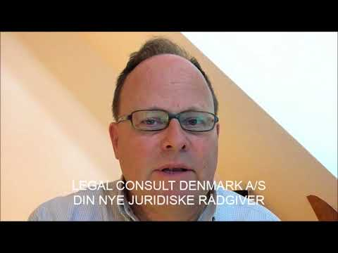 Video 4 Legal Consult Denmark A/S