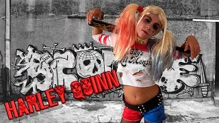 HARLEY QUINN  - LA DIVERSION DE MARTINA