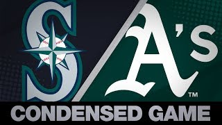Condensed Game: SEA@OAK - 3/20/19