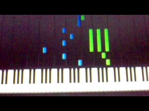 Broken Vow Piano - Synthesia
