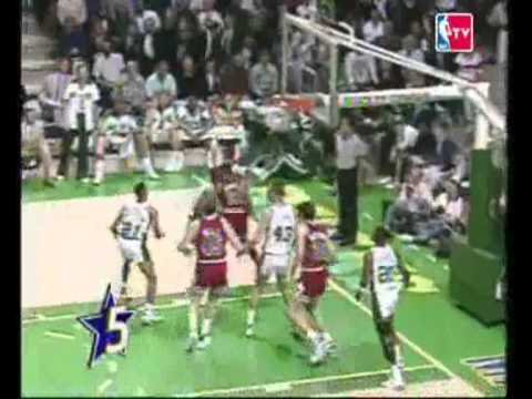 Michael Jordan's top Dunks (Best Ever)