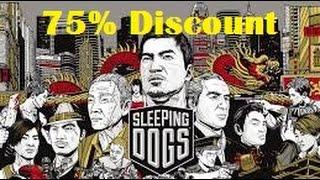 Sleeping Dogs Discount HUMBLE BUNDLE