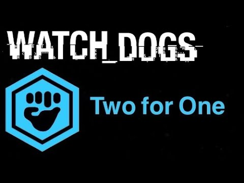 Watch Dogs Gang Hideouts - Two for One
