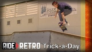 How-To Skateboarding: Acid Drops & Bomb Drops with Tony Hawk & Mike Vallely