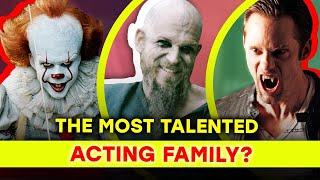 The Skarsgards: Swedish Family Taking over Hollywood   ⭐OSSA