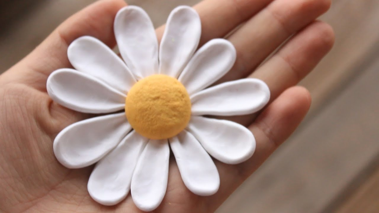 Daisy Flower Craft Ideas