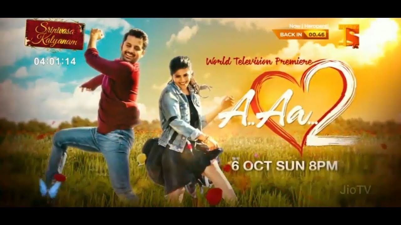 Download A Aa 2 - World Television Premiere   6 October   Promo