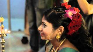 Ganesh and Puga SDE - Indian Wedding Videography Singapore - Cream Pictures Thumbnail