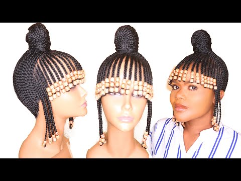 Diy braided wig tutorial using expression braid extension - no closure wig mp3