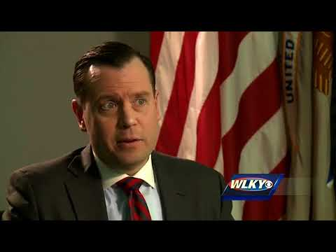 U.S. Attorney for Western District of Kentucky talks plans to fight crime