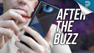 Samsung Galaxy Note 10+ After The Buzz - Still LOVING It?