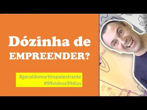 """20 De 99: """"Dózinha De Empreender?"""".  * Geraldo Martins"""