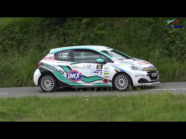 Volan FAPA 2019 - V Rally Picos de Europa - Nico Vidal | 6º Clasificado