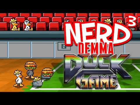 Make Nerd³'s Demma Plays... Duck Game Screenshots