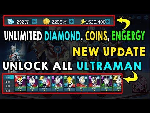 Download Ultraman Orb Mod APK Versi Terbaru Unlimited Money Diamond Energy Offline