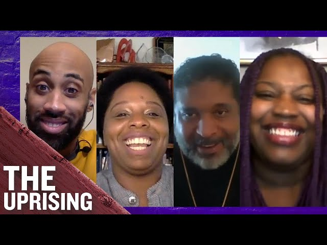 Mike Brown Learns How to Do the Uprising Thing | Full Frontal on TBS