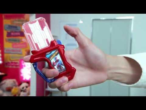 Kamen Rider Ex-Aid - Kamen Rider Build Gashatto
