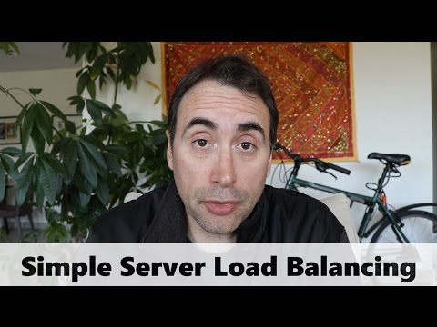 Web App Load Balancing Strategies