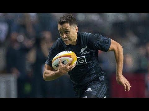 Maori All Blacks vs French Barbarians 2017.