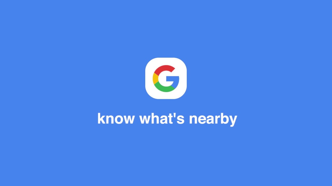 Google Search: Ice cream nearby (reupload)