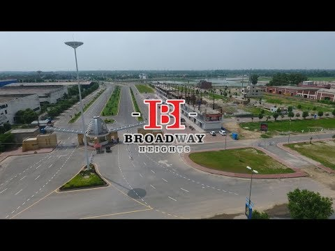 Broadway Heights - Construction Update Aug 2018
