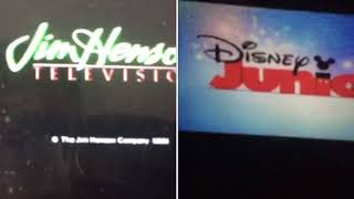 Bear in the Big Blue House, Lilo and Sitch: The Series and Mickey Mouse Clubhouse Credits Remix