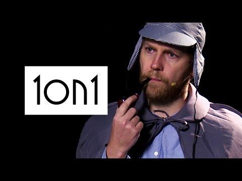 1on1   Interview mit Sherlock Holmes