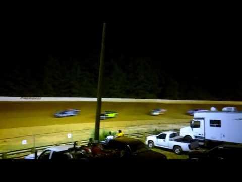 Limited Sportsman Main 8/6/16 Cherokee Speedway