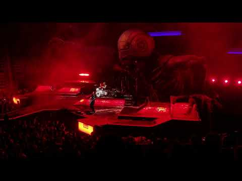 MUSE - Reapers - Live Houston, TX - Feb 22, 2019