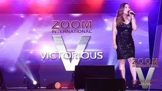 Angeline Quinto guest artist ZOOM INTERNATIONAL