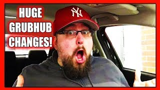 GrubHub Making HUGE Changes! New Beta-Driver App??? Find out!