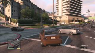 GTA 5 Mission 26  Multi Target Assassination Walkthrough Solid Gold Baby Trophy / Achievement Guide