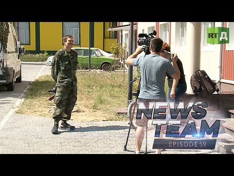 Soldiers Of The DNR – News Team Ep.59