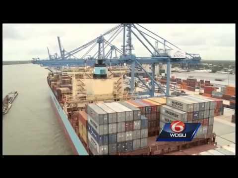 Offshore mega port to employ thousands