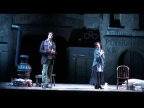 The Dallas Opera presents La boheme with James Valenti and Maria Kanyova