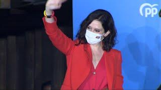 PP triunfa en Madrid, cs desaparece e Iglesias anuncia su marcha