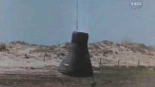 Alan Shepard: Mercury Freedom 7, May 5, 1961
