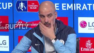 UK: Manchester City will have to